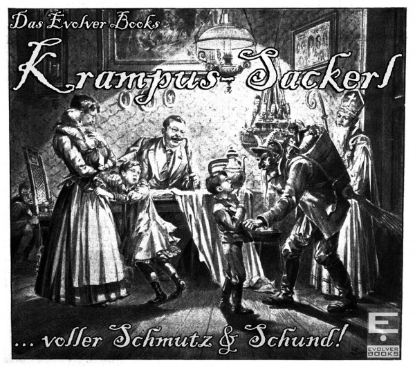 EVOLVER BOOKS Krampus-Sackerl