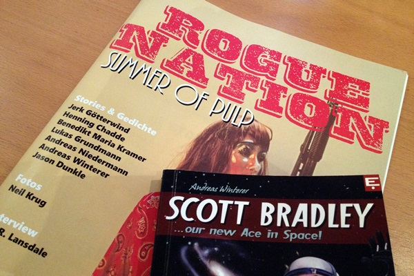 Scott Bradley in: Rogue Nation
